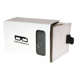 Google Cardboard Inspired Virtual Reality Kit (Fully Assembled)