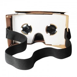 Google Cardboard Inspired Virtual Reality Kit (Do-It-Yourself)