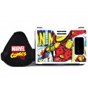 Official Marvel Comics(Iron Man)Man With Armor Plastic 6 inch Virtual Reality Viewer(VR Headset)Inspired by Google Cardboard