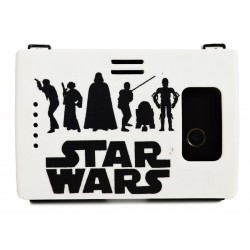 Official Star Wars The Force Awakens Plastic Virtual Reality Viewer from AuraVR Inspired by Google Cardboard
