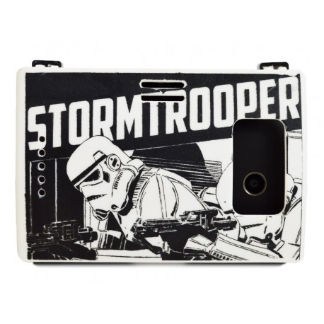 Official Star Wars Storm Trooper Army Virtual Reality Viewer from AuraVR (Plastic) Inspired by Google Cardboard