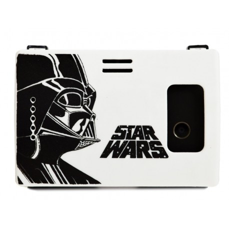Official Star Wars Darth Vader Virtual Reality Viewer AuraVR (Plastic) Inspired by Google Cardboard