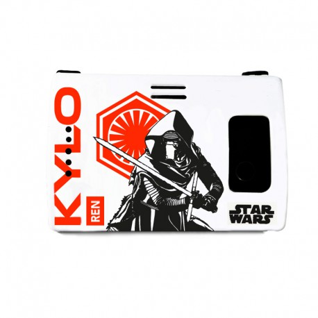 Official Star Wars Lead Villain Kylo Ren Virtual Reality Viewer AuraVR (Plastic) Inspired by Google Cardboard