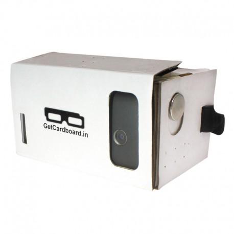 Google Cardboard Inspired Virtual Reality Kit (Fully Assembled)